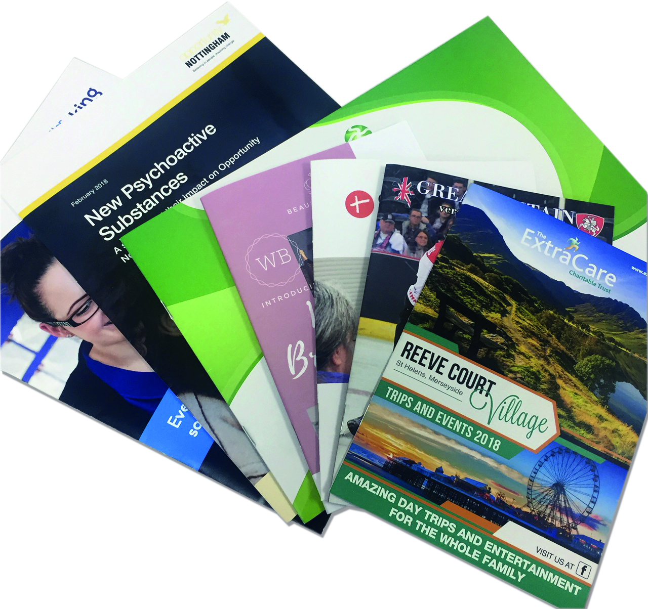 Printing nottingham colour printing services short run booklet printing reheart Choice Image